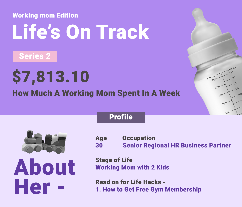 Life's on track series 2