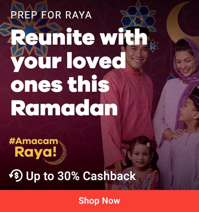 Ramadan 30% Cashback
