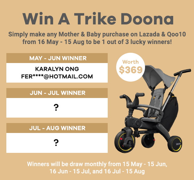 Mother & Baby Giveaway
