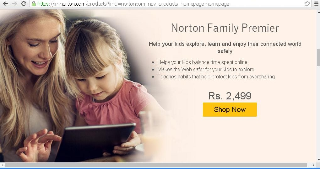 Norton by symantec vpn