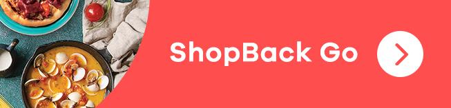 Food Promotion ShopBack GO