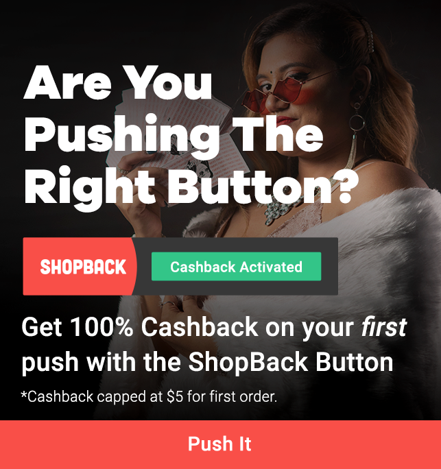 Are you pushing the right button