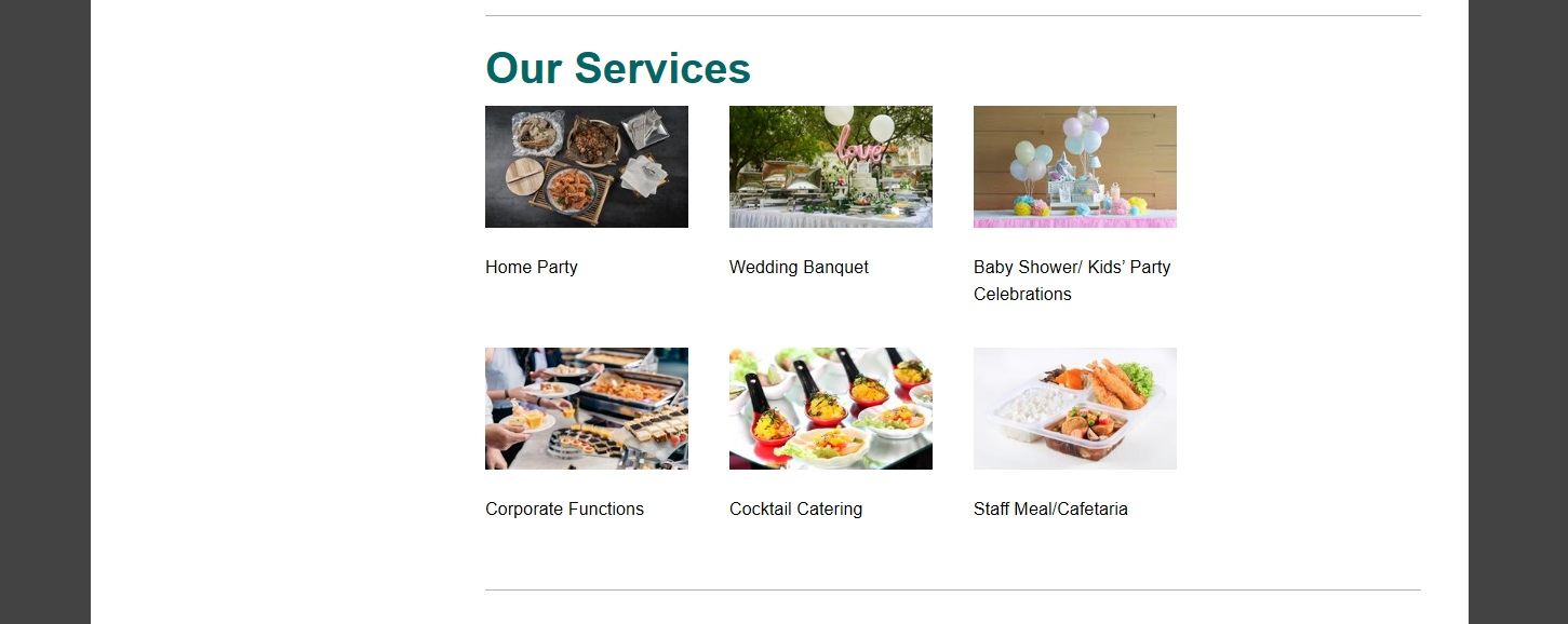 Stamford Catering Services