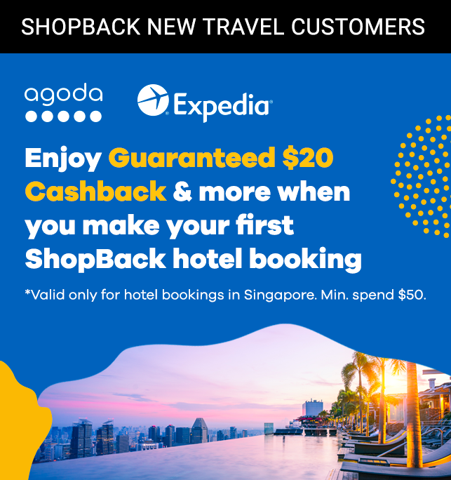 ShopBack New Travel Customers