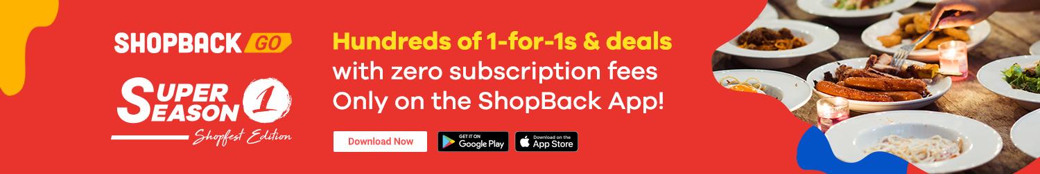 ShopBack GO Super Season 1