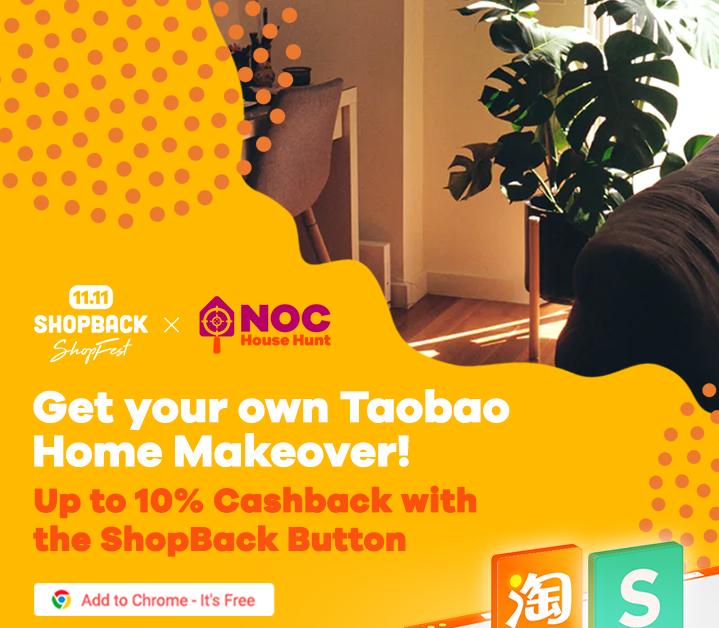 Taobao x NOC House Hunt