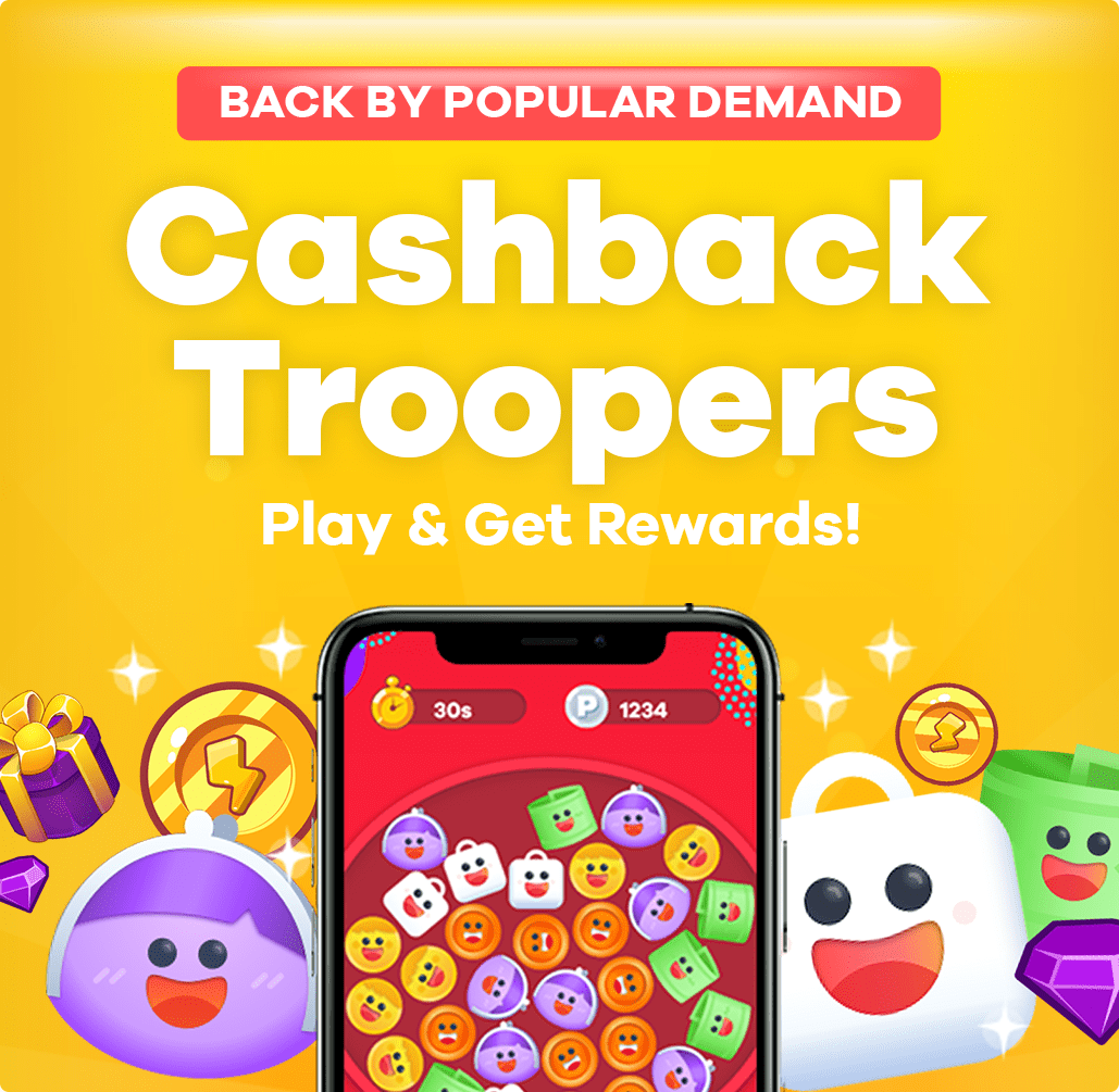 Cashback Troopers
