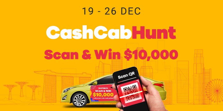 Scan & Win $10,000