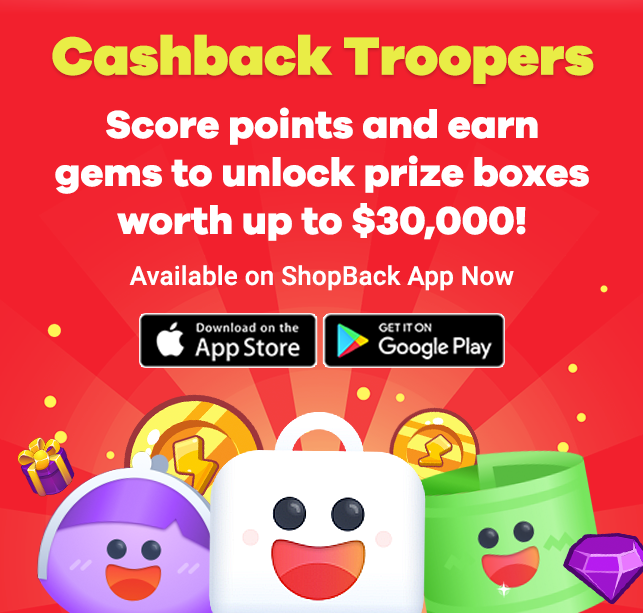 Play Cashback Troopers!
