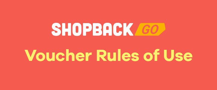 Voucher Rules of Use