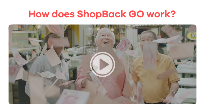 How does ShopBack GO work?