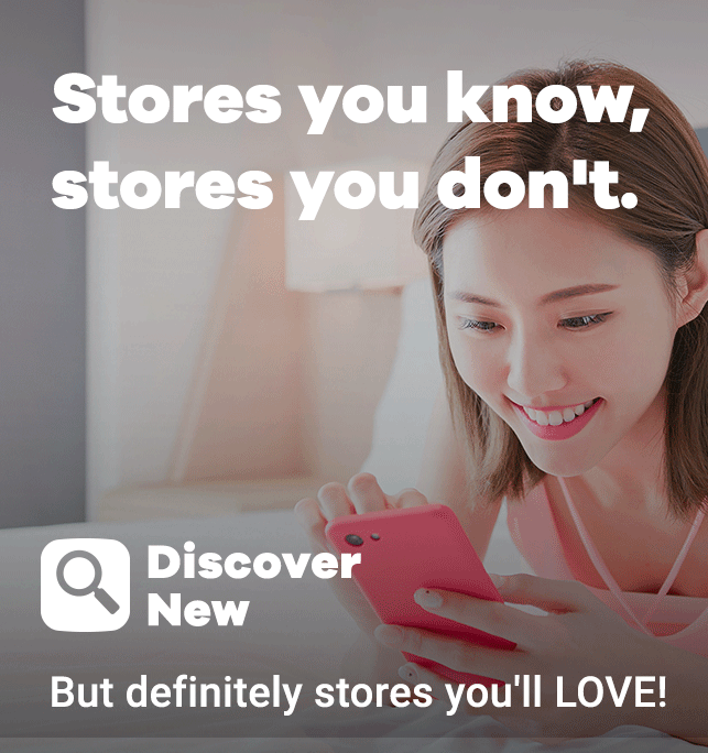 discover new