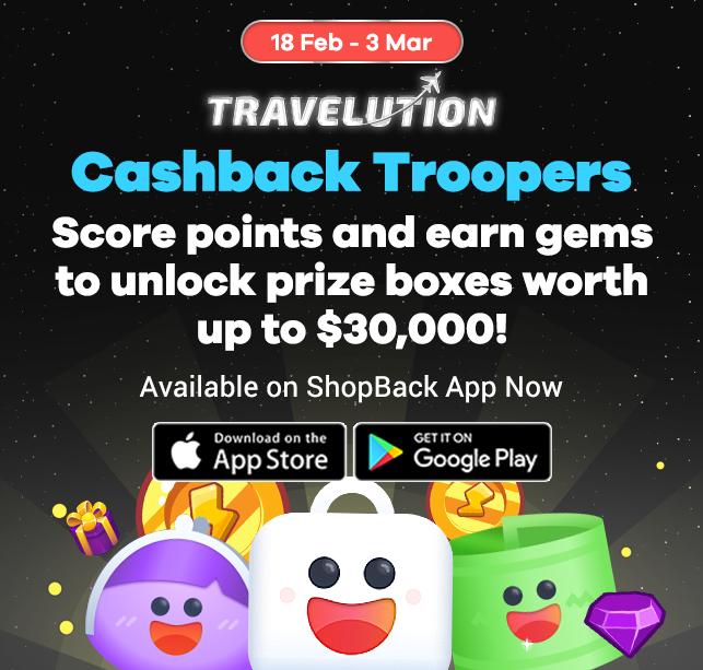 cashback trooper