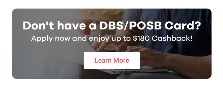 Don't have a DBS/POSB Card?