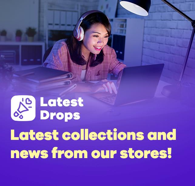 latest drops