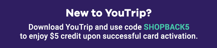 New to YouTrip