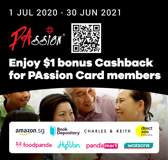 For PAssion Card Members