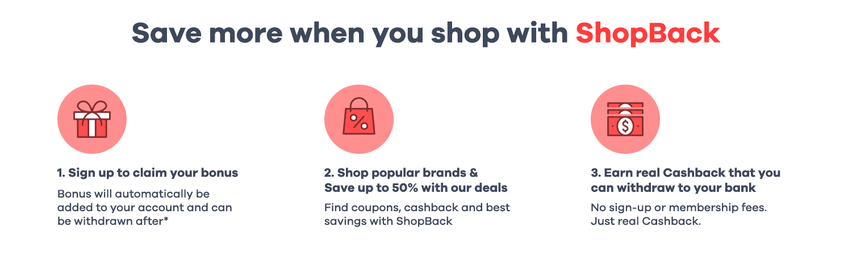save more when you shop w shopback