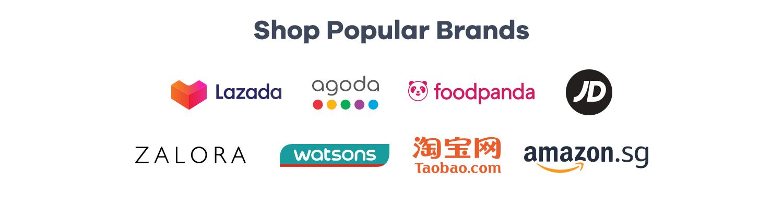 shop popular brands