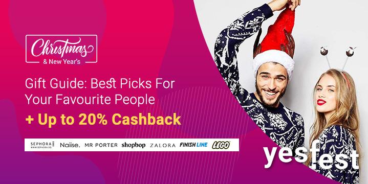 ShopBack's Ultimate Christmas Wishlist!