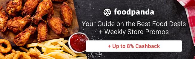 Foodpanda Store promos