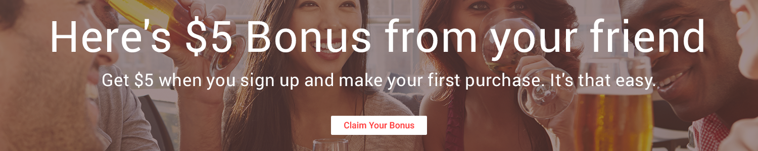 Here's a $10 Bonus from your friend!