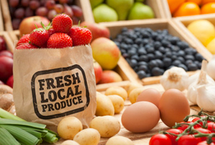 GoFresh: Free delivery on all orders above $60