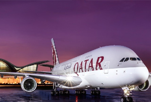 Get Cashback while flying with Qatar Airways!