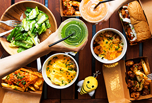 Enjoy FREE food delivery to your doorstep across all our restaurants till 30 June