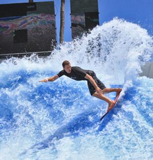 Wavehouse Flow Rider
