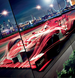 F1 Singapore Tickets