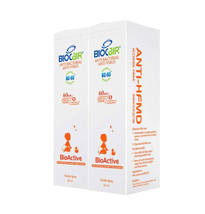 BioCair Anti-HFMD Pocket Spray