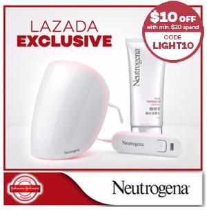 Neutrogena Fairness Mask + Cleanser