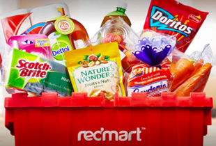 Get Redmart $20 Cash Voucher At Only $5! While stocks last!