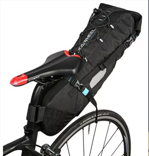 Water-resistant 10L Bike Tail Bag