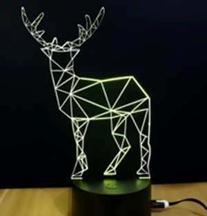 3D Lamps Products