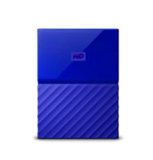 WD MY Passport 1TB (BLUE)