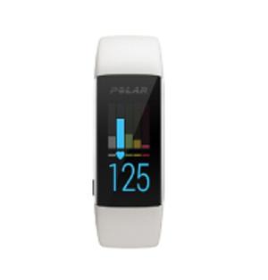 Polar Fitness Tracker (White)