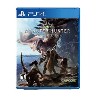 [PRE-ORDER] PS4 Monster Hunter World