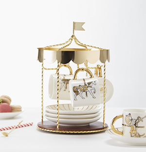 CAROUSEL TEA SET