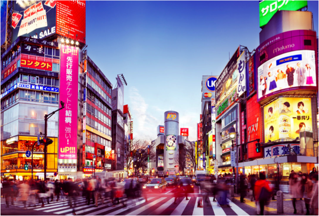 Tokyo Accommodations: $133 average price
