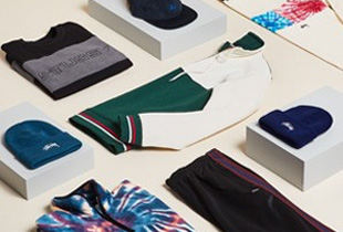 New Arrivals from Stussy + FREE international delivery