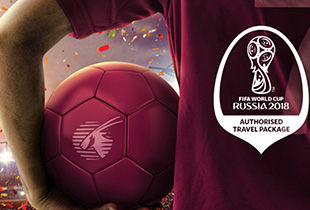 2018 FIFA World Cup Russia™ Travel Packages