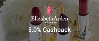 Elizabeth Arden 5.0% Cashback