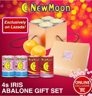 New Moon IRIS Gift Set