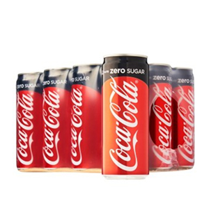 Coca-Cola Zero 320ML x 12