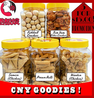 CNY Goodies - Buy 3 for $15