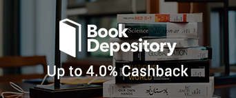 Book Depository up to 4.0% Cashback