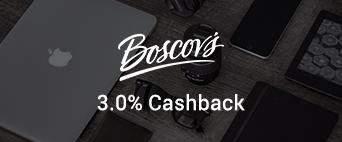 Boscov's 3.0% Cashback