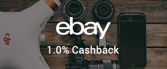 ebay 1.0% Cashback
